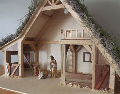 image result  nativity stable plans nativity stable