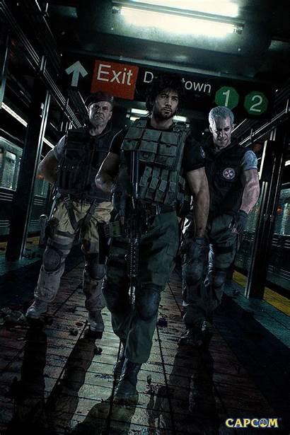 Remake Resident Evil Wallpapers 4k Poster Re3