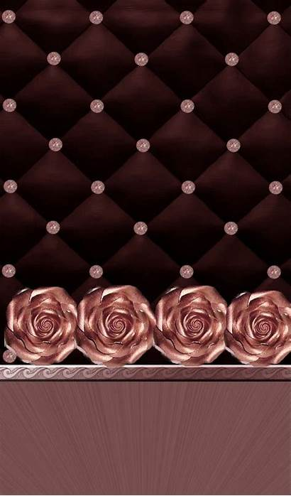 Rose Gold Wallpapers Bling Iphone Backgrounds Brown