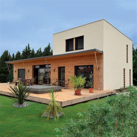 cout construction maison ossature bois savoie maison moderne