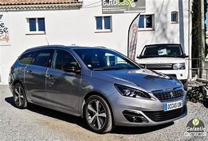 Peugeot 308 Break Occasion : voiture peugeot 308 sw 2 0 hdi 150 ch gt line break occasion diesel 2017 7950 km 20790 ~ Gottalentnigeria.com Avis de Voitures