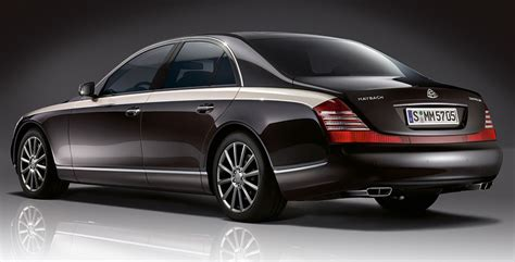 Maybach 62. Best Photos And Information Of Model