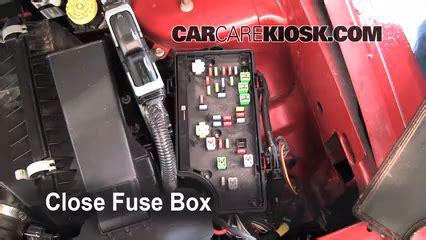 2008 Jeep Wrangler Fuse Box Location by 2008 Jeep Compass Interior Fuse Box Location