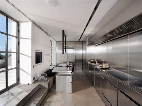 hotte de cuisine restaurant 21 idées de cuisine pour votre loft