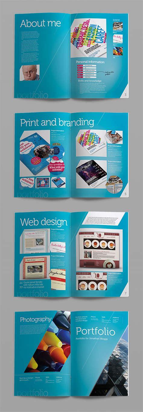 Free Indesign Portfolio Templates by Free Eight Page Indesign Portfolio Template Crs Indesign