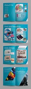 free eight page indesign portfolio template crs indesign With free indesign portfolio templates