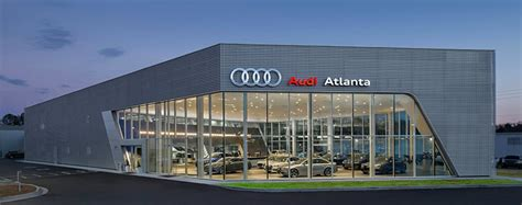 audi atlanta   audi luxury cars dealer