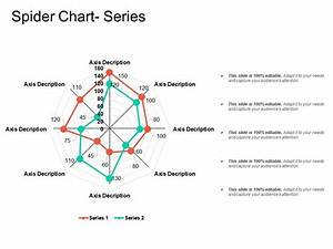 Spider Chart Series Powerpoint Presentation Slides Ppt