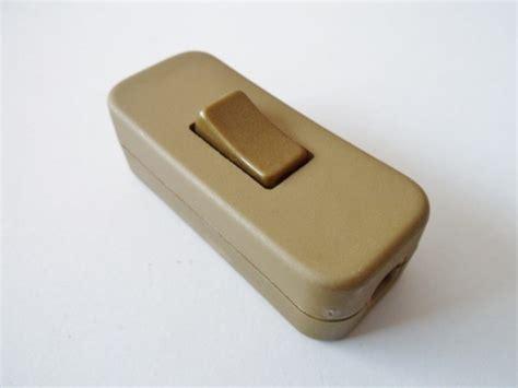 inline l switch light switch 2 3 gold