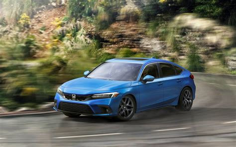 Get all of the civic's information right here. New 2022 Honda Civic Hatchback is All Grown Up - The Car Guide