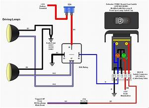 Wiring Diagram Hid Lights Off