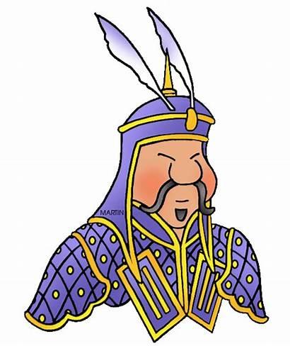 Clipart Khan Genghis Descendant Mongol Historia Clipground
