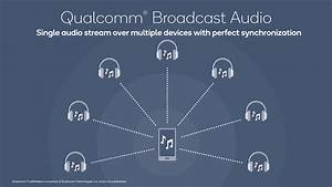 Qualcomm Introduces Truewireless Stereo Plus And Broadcast