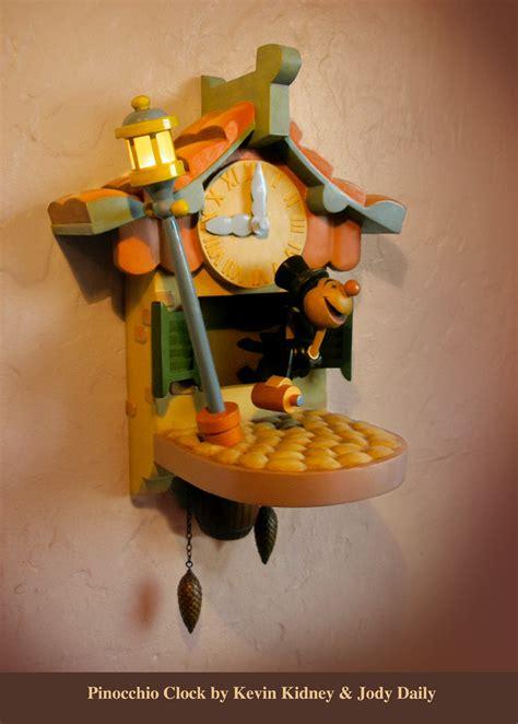 pinocchio cuckoo clock replica pinocchio hiccuping