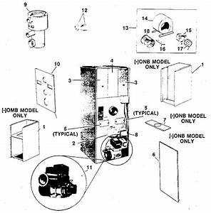 Rheem Furnace Parts Diagram