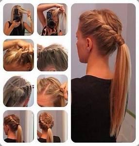 Comment Se Couper Les Cheveux Court Toute Seule : se coiffer seule cheveux long ~ Melissatoandfro.com Idées de Décoration