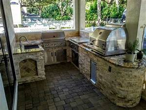 outdoor kitchens sarasota wow blog With creative outdoor kitchens