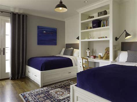Cobalt Blue Blankets