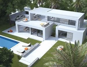 Haus Mit Dachterrasse : seasites ii mediterranes wohnen auf zwei ebenen seasites ~ Frokenaadalensverden.com Haus und Dekorationen