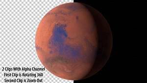 Planet Mars - The Red Planet - Motion Graphics | VideoHive ...