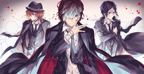 Discover more posts about bungou stray dogs wallpapers. 262 Bungou Stray Dogs HD Wallpapers | Background Images ...