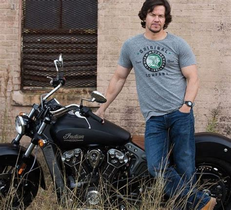 Wahlberg Indian Motorcycle by Wahlberg Ambassadeur D Indian Motorcycle