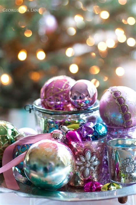 pretty christmas ornaments pictures photos and images