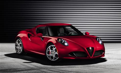 2014 Alfa Romeo 4c 25 Cars Worth Waiting For 20142017