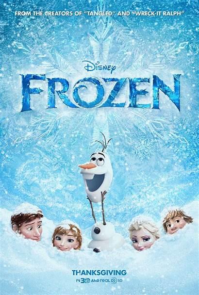 Frozen Disney Movie Snow