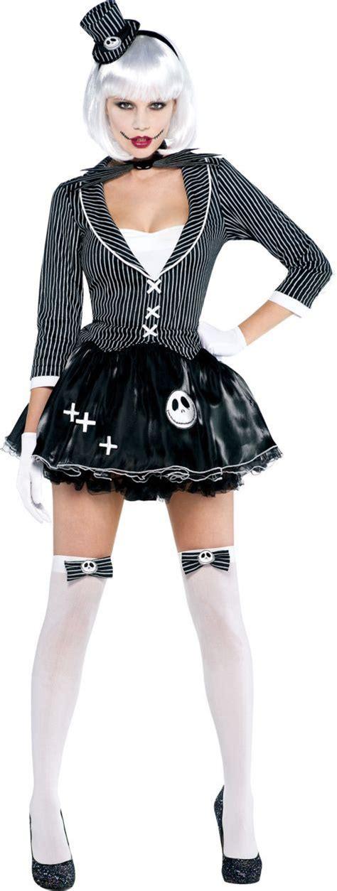 adult lady jack skellington costume nightmare before