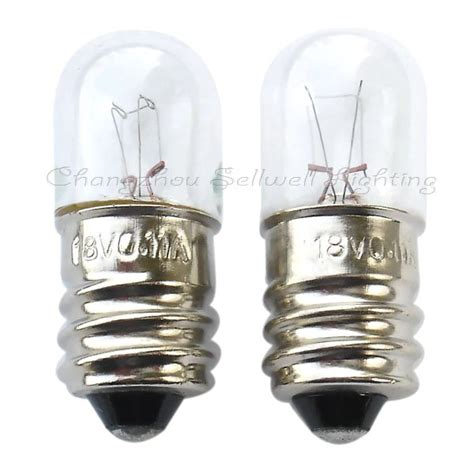 sale e12 t13x33 18v 0 11a miniature l bulb light