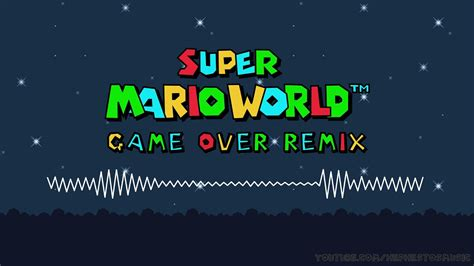 Super Mario World Game Over Lofi Hip Hop Remix Chords