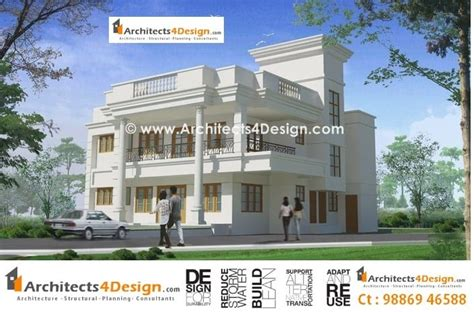 Home Design 50*40 : Sq Ft House Plans Or 20x60 Duplex House Plans For 20 60