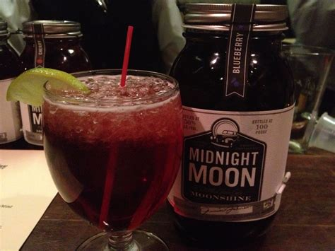 Purple Haze with Midnight Moon Blueberry Moonshine at The ...