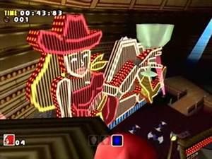 Sonic Adventure 1998 Japanese Version Casinopolis Neon
