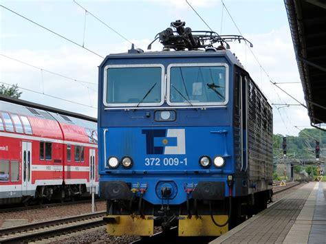 372 009 Beim Umrangieren In Pirna. 14.06.13