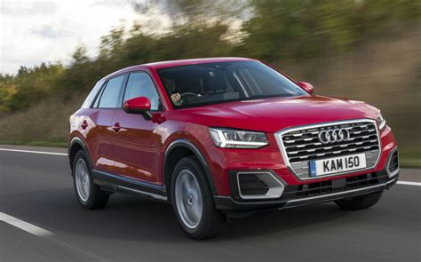 Audi Q2 14 Tfsi Sport And 16 Tdi Se Review (2016 On