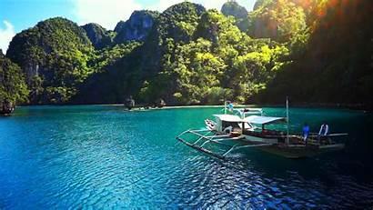 Palawan Coron Philippines Nido El Islands Island