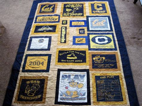 t shirt quilts it s a scrapbook it s a quilt almost never clever