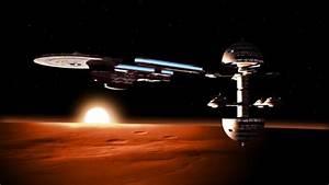Star Trek, Space, Space Station Wallpapers HD / Desktop ...