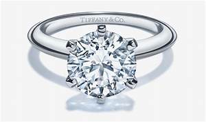 Tiffany Diamond Rings Wedding Promise Diamond