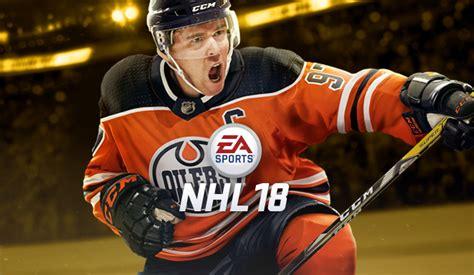 NHL® 18 Release Date Details - Sept. 15, 2017 Worldwide
