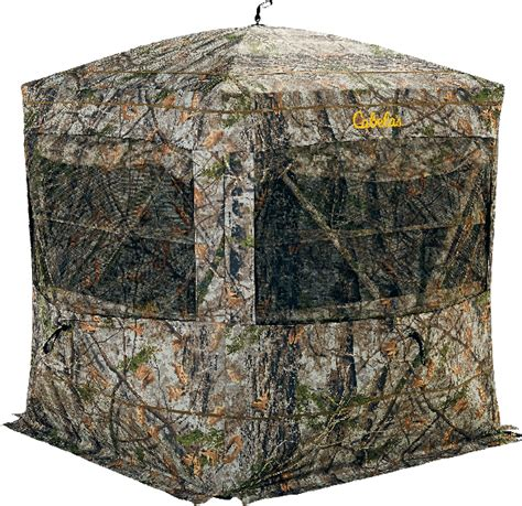 cabelas ground blinds best new ground blinds just in time for turkey season