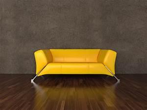 couleur jaune moutarde conseils et idees deco ooreka With tapis jaune avec jeté de fauteuil ou canapé