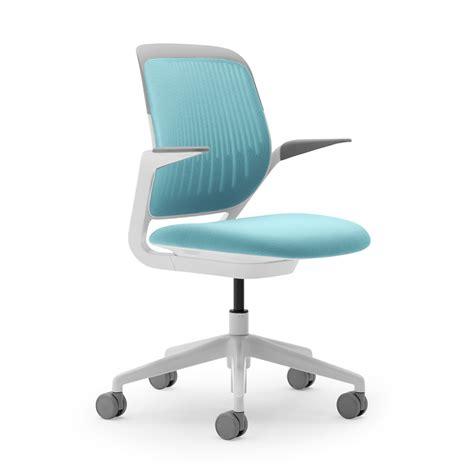 white office desk chair aqua cobi desk chair with white frame modern office
