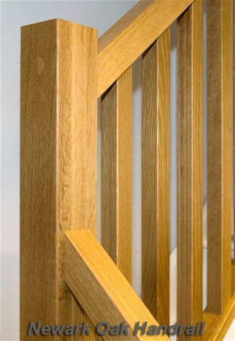 oak banister rails discounted white oak handrails and baserails from richard