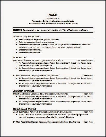 resume writing certification canada certified nursing assistant s 3 different resume types for nursing