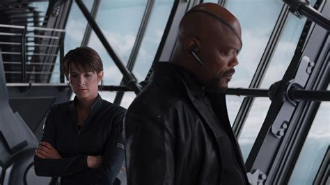 samuel  jackson  cobie smulders added  spider man