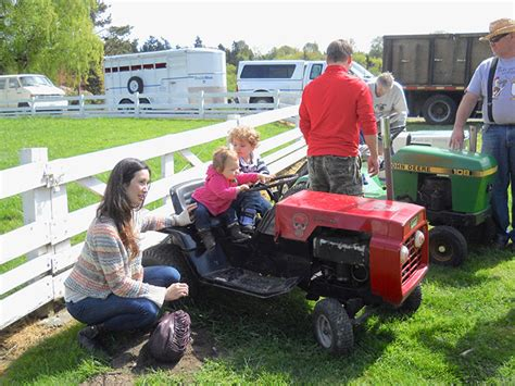 Vintage Garden Tractors by Reasons To Collect Garden Tractors Antique Power