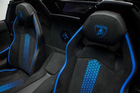 Lamborghini Celebrates Aventador S Roadster 50th